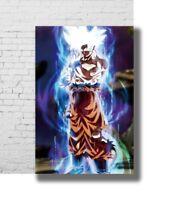2019 Dragon Japan Anime All Hero Poster 20x30 24x36 P424 Art Goku