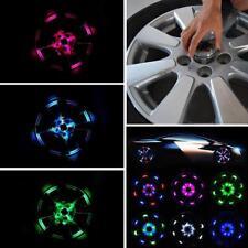 Auto Solar Light Wheel Accessorie Fashion Bulb 4 Modes 12 LED Decoration Gadget