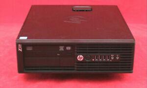HP Z220 INTEL CORE i7 - 3770 @ 3.4GHZ 8GB 128GB SSD 500GB HDD DVDRW WIN10 NVIDIA