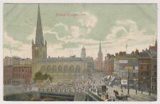 Gloucestershire postcard - Bristol Bridge - P/U 1906