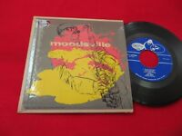 """JAMES MOODY MOODSVILLE 7"""" EP EMARCY 1-6070 NM"""