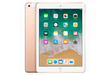 Apple iPad 6th Gen. 9.7In Wi-Fi 32Gb Unlocked Factory Sealed Free FedEx / Gold