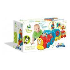 Disney Baby Activity Train Spielzeug Spiel Clementoni Mickey Mouse Lernspielzeug