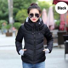 Winter Women's Down Jacket Warm Outwear Coat Parka Thicken Cotton-padded Fashion