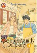 manga MAGIC PRESS GENIUS FAMILY COMPANY numero 4