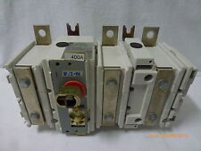 Eaton Holec QA 400N/3 Disconnector Switch 1318504 LR-54846-8 600VAC 280A 3ph New
