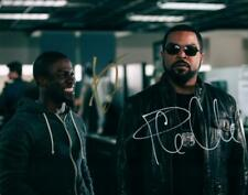 Ice Cube Kevin Hart signed 8x10 Picture autographed Photo Nice Photo with COA