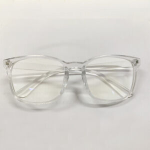 Gaming Glasses Blue Light Blocking Computer Square Vintage Eye Wear Anti UV F