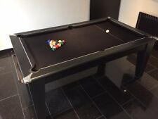 NEW DINER POOL TABLE  *CLASSIC*  6' & 7' Dining Pool Table by SUPERPOOL