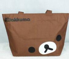 New Japanese San-X Rilakkuma Canvas Shoulder Bag