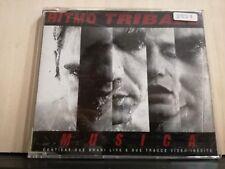 RITMO TRIBALE - MUSICA - BASE LUNA - JULIAN - Musica Video - CDS slim PROMO