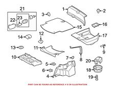 For Mercedes Genuine Package Tray Trim Right 2046931633
