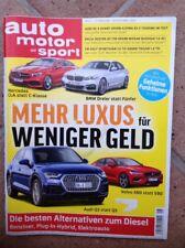 auto motor und sport Heft 8 > 29 März 2018