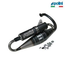 Silencer Exhaust Polini 200.0298 for Race 4 Minarelli Vertical Booster Stunt