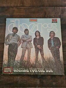 VINYLE THE DOORS/WAITING FOR THE SUN/RARE VOGUE FRENCH PRESS ORIGINAL LP