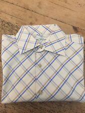 "Ben Sherman Men's Multicolour Short Sleeved Shirt. Size 3L. Armpit to Armpit 22"""