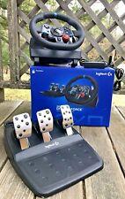 Logitech 941-000110 Driving Force Racing Wheel - Black G29