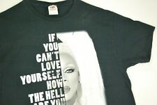 Ladies If You Can't Love Yourself T-Shirt Drag Queen Race LGBT Rupaul S Black
