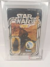 VINTAGE STAR WARS 20 BACK G JAWA AFA 85 C85 B85 F85 1978 KENNER BOBA FETT OFFER