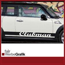 Aufkleber / Mini Clubmann / Seitenstreifen / Dekor / #102