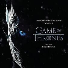Ramin Djawadi - Game of Thrones (music From The HBO Series Season 7) CD