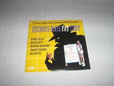 BOF ESCROCS MAIS PAS TROP DVD WOODY ALLEN