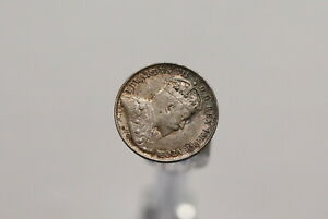 CANADA 5 CENTS 1902 H UNC BETTER ON HAND B10 #SK6673