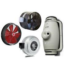 Industrieventilator Rohrventilator 200 250 300 350 400 mm Rohrlüfter Lüfter