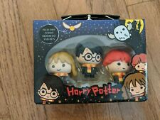 Harry Potter Dolls Figures, Ron Hermione Harry, Innovative, w Case