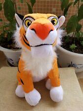 Aladdin Princess Jasmine Rajah Tiger Plush Toy Stuffed Animals 32cm