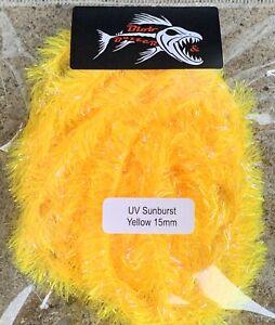 UV Sunburst Yellow 15MM Fritz