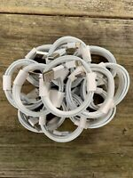 20 Pack 6FT 2M  FOR IPHONE OEM Original CHARGER CORD USB Charger Cable