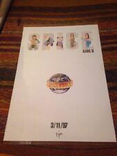 Spice Girls - Spice world - Original Uk Promo Poster