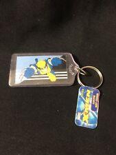 Marvel X-Men Lucite Key Chain Wolverine copyright 2006