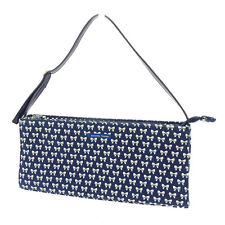 Samantha Thavasa Shoulder bag Navy White Woman Authentic Used Y2959