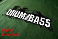 DJ Friendly Drum & Bass / Jungle music 6,000 unmixed tracks mp3 digital download