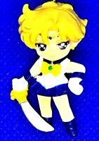 Sailor Moon Gashapon  keychain Minifigure Sailor Uranus Bandai  japan