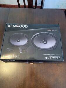 Kenwood eXcelon KFC XP6902C 6x9 Component Car Speaker for Chevy Dodge GMC Toyota