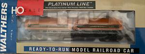 Ho Scale Walthers Platinum Line Cushion Coil Car Angled Holds EJ&E 7017