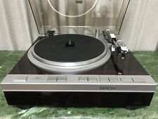 Denon DP-47F Turntable With Automatic Tone Arm VGC! AT-130e Cartridge #1533912