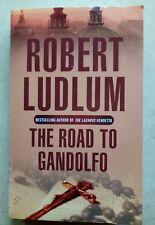 The Road to Gandolfo by Robert Ludlum (Paperback, 2004)