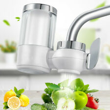 Water Purifier Faucet Filter Tap For Kitchen Bathroom Sink With 5Pcs Adapters