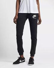 Nike W NSW Gym Vntg Pantalone Donna Nero/sail M