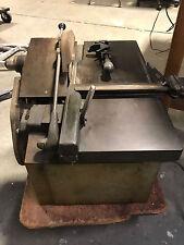 Vintage C&G printers type saw price reduced