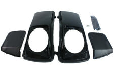 Midnight pearl color Saddlebag 6*9 Speaker Lids for Harley hard bags 1993-2013