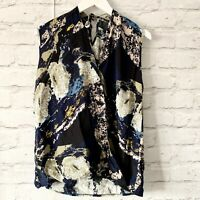 WAREHOUSE Blouse Top Size 12 | Smart CASUAL Work Office