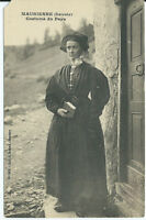 CPA 73 - MAURIENNE - costume du pays