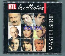CD de musique variété Johnny Hallyday