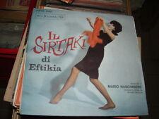 """BRUNO NICOLAI -MARIO NASCIMBENE""""IL SIRTAKI DI EFTIKIA - EFTIKIA"""" O.S.T. ITALY'65"""