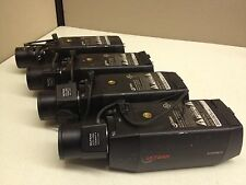 LOT of 4 Ultrak KC552BCN Color CCTV Camera w/ 3.5-8mm Auto Iris Lens 24V AC